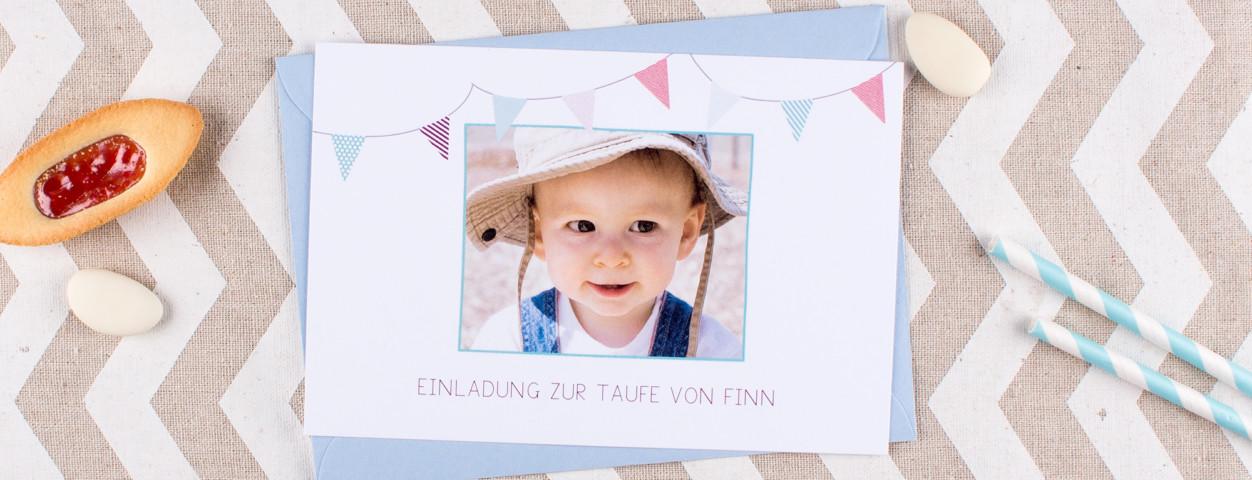 taufeinladungen, taufkarten auf rosemood.de