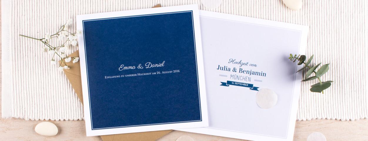 Hochzeitskarten Des Atelier Rosemood Karten Fur Hochzeit