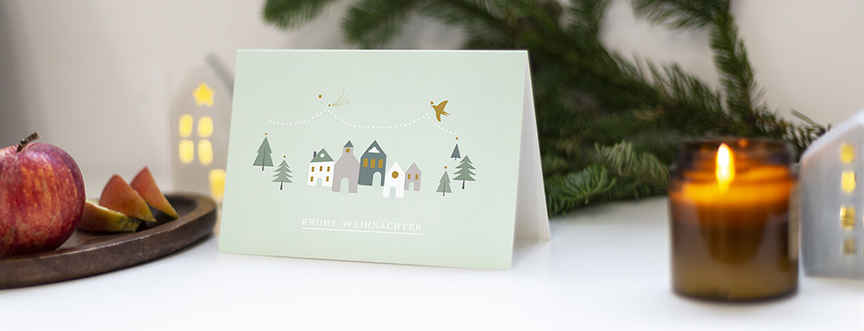 Die Schönsten Texte Sprüche Und Ziate Für Ihre Weihnachtskarten